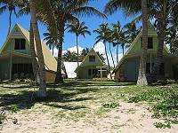 Beach Bungalows oceanview